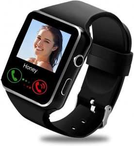 A (quietly) smart watch