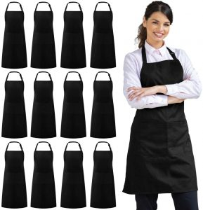 Apron with cupcake mold