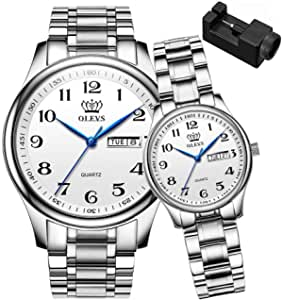 Romantic watches for couples.