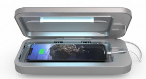 The PhoneSoap Phone Sanitizer & Charger